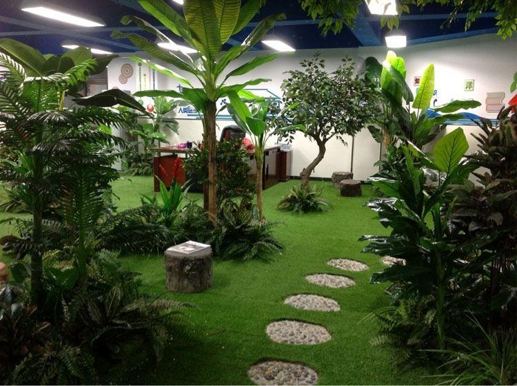商场植物租赁